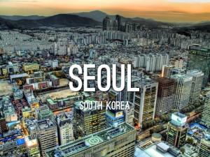 seo in Seoul, Korea