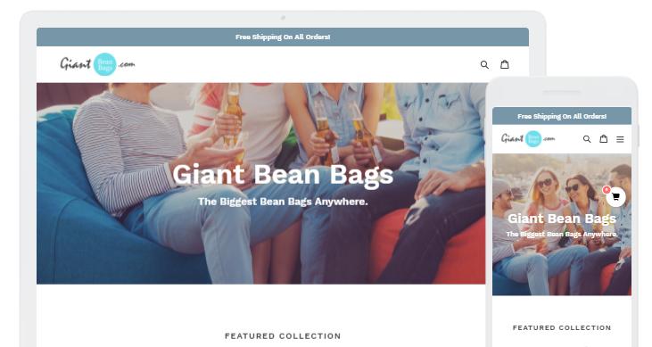 citrus park web design example