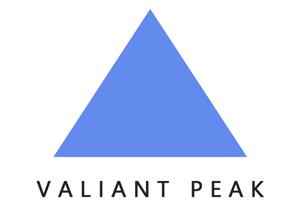 valiant peak logo 300